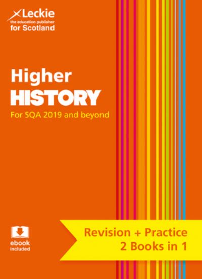 Jacket Image For: Higher history