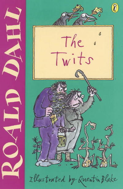 The Twits by Roald Dahl (Paperback) Value Guaranteed from eBay's biggest seller! 9780141311388 | eBay