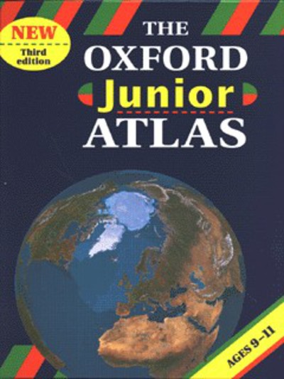 The oxford junior atlas by patrick wiegand hardback ebay the oxford junior atlas by patrick wiegand hardback gumiabroncs Images