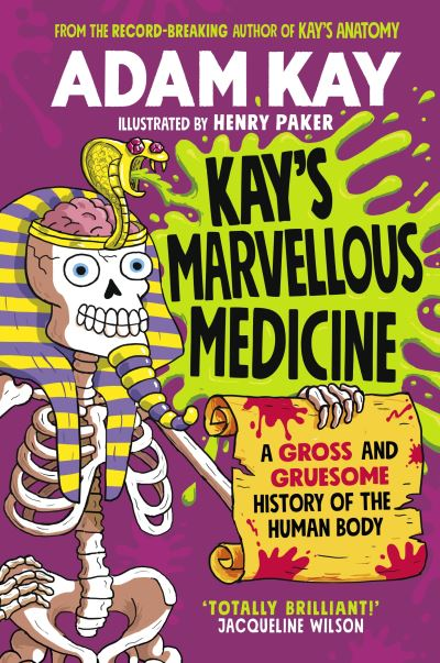 Jacket image for Kay's marvellous medicine