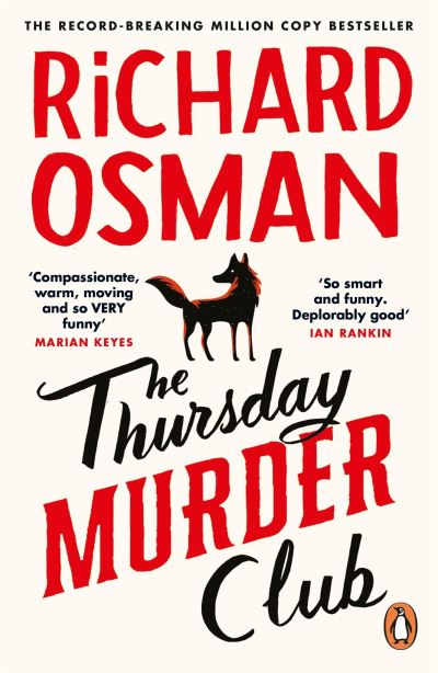 Jacket image for The Thursday Murder Club