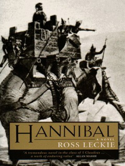 Hannibal by Ross Leckie (Paperback)