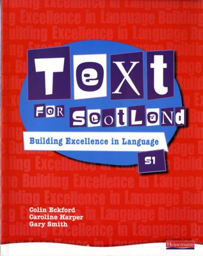 Jacket Image For: Text for Scotland S1