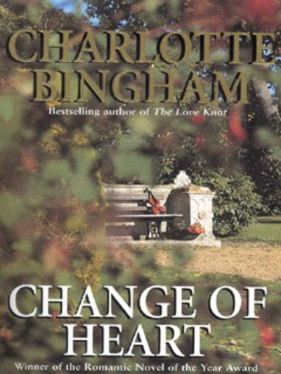 Change of heart by Charlotte Bingham (Paperback)