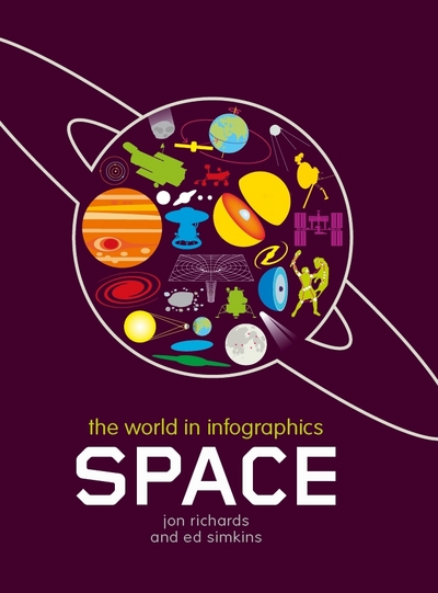 The world in infographics: Space by Jon Richards (Paperback)