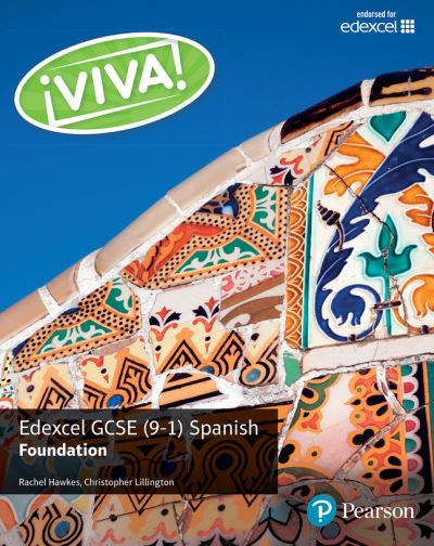 Jacket Image For: Viva! Edexcel GCSE Spanish. Foundation Student book
