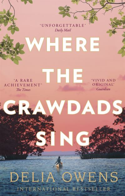 Jacket image for Where the crawdads sing