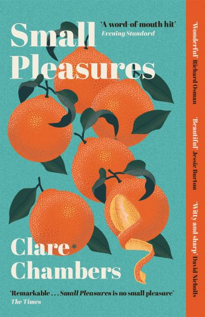Jacket image for Small pleasures