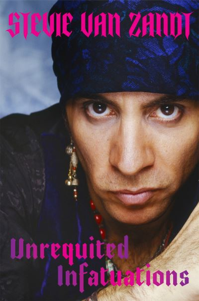 Jacket image for Unrequited infatuations