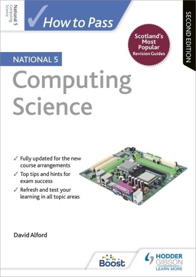 Jacket Image For: How to pass national 5 computing science