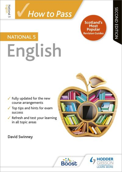 Jacket Image For: How to pass national 5 English