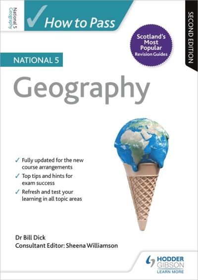 Jacket Image For: How to pass National 5 Geography