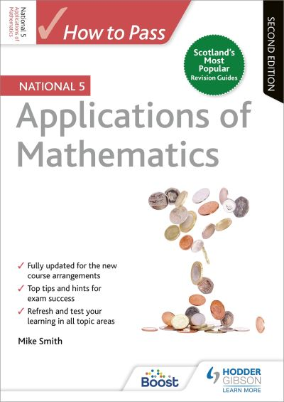 Jacket Image For: How to pass national 5 applications of maths