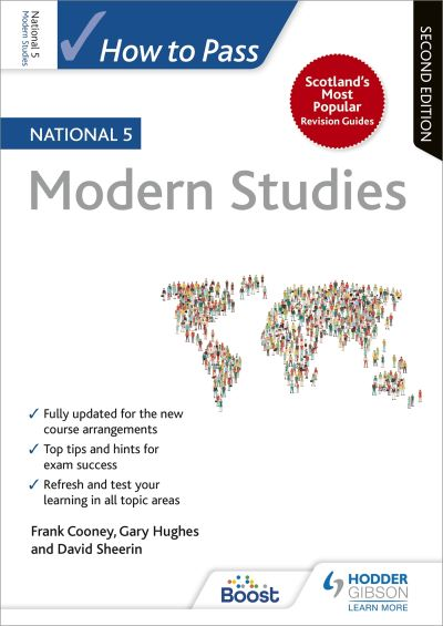 Jacket Image For: How to pass National 5 Modern Studies