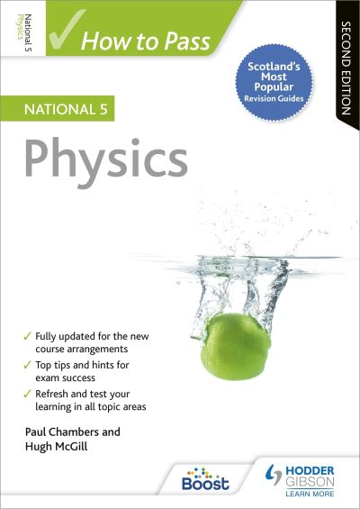 Jacket Image For: How to pass National 5 Physics