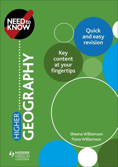 Jacket Image For: Higher geography