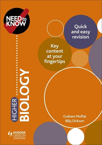 Jacket Image For: Higher biology