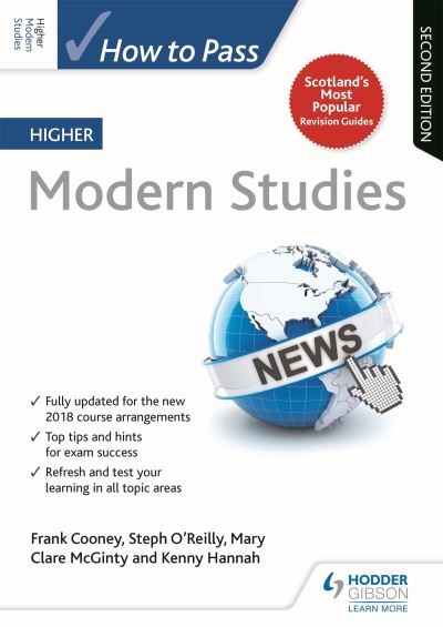 Jacket Image For: Higher modern studies