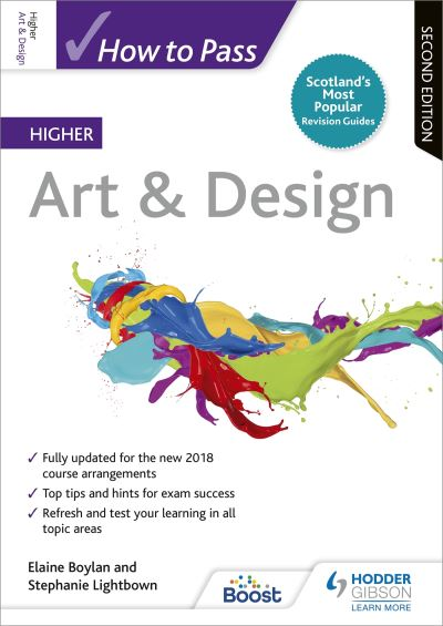 Jacket Image For: How to pass higher art & design