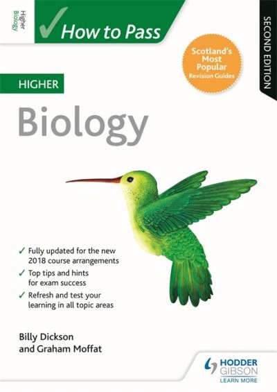 Jacket Image For: How to pass Higher biology