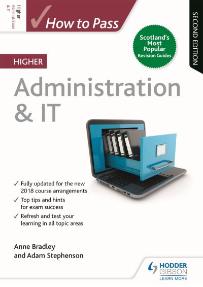 Jacket Image For: How to pass Higher administration & IT