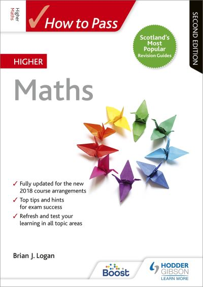 Jacket Image For: How to pass Higher maths