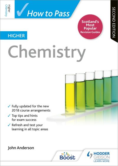 Jacket Image For: How to pass higher chemistry