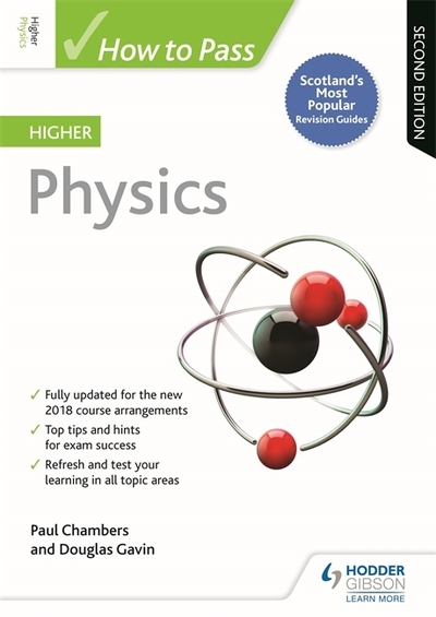Jacket Image For: How to pass Higher Physics