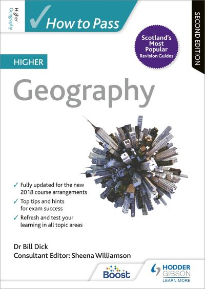 Jacket Image For: How to pass Higher Geography