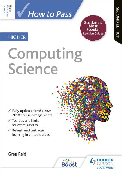 Jacket Image For: How to pass higher computing
