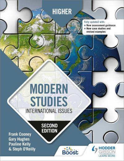 Jacket Image For: Higher modern studies