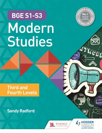 Jacket Image For: BGE S1-S3 modern studies. Third and fourth levels