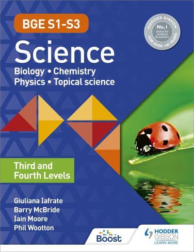 Jacket Image For: BGE S1-S3 sciences