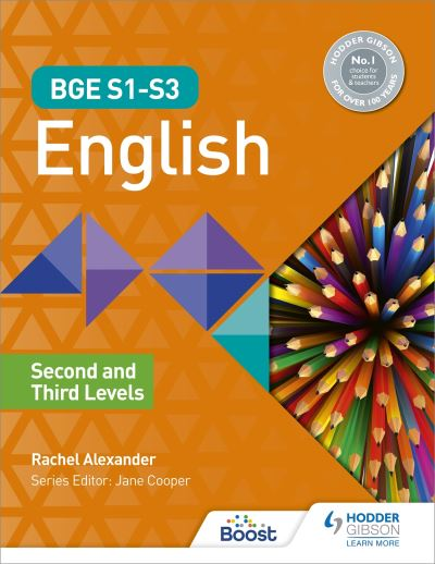 Jacket Image For: BGE S1-S3 English - second and third level