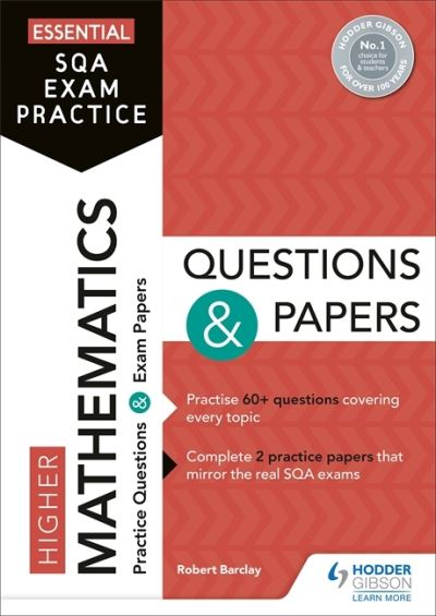 Jacket Image For: Higher mathematics questions and papers