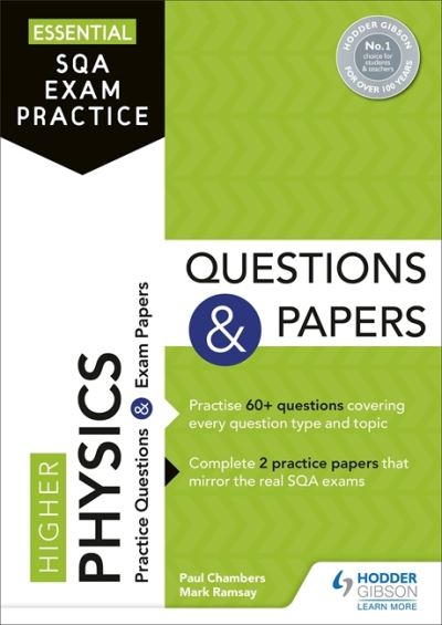 Jacket Image For: Higher physics questions and papers