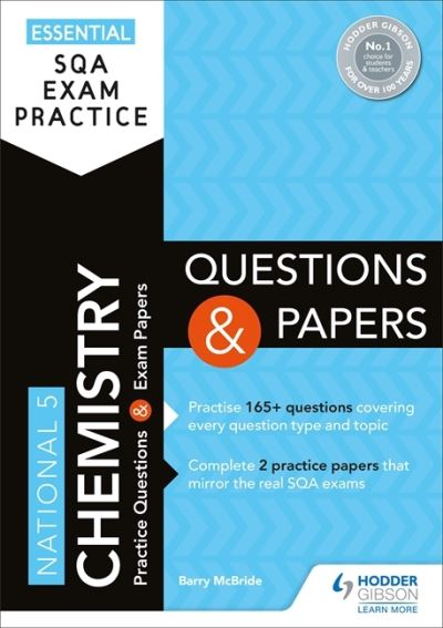 Jacket Image For: National 5 chemistry questions and papers