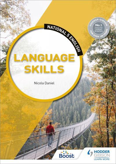 Jacket Image For: Language skills. National 5 English