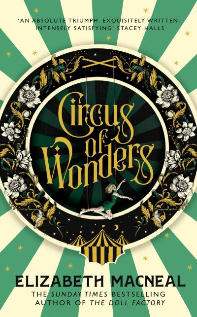 Jacket image for Circus of wonders