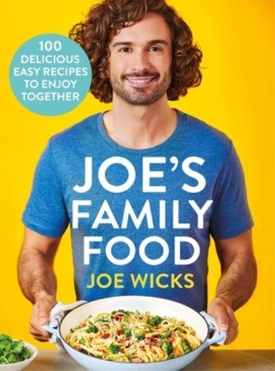 Jacket image for Joe's family food