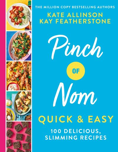 Jacket image for Pinch of Nom quick & easy