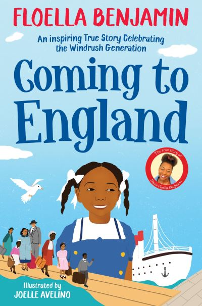Jacket image for Coming to England