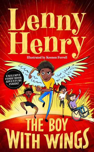Jacket image for The boy with wings