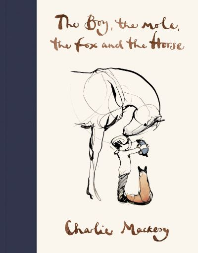 Jacket image for The boy, the mole, the fox and the horse