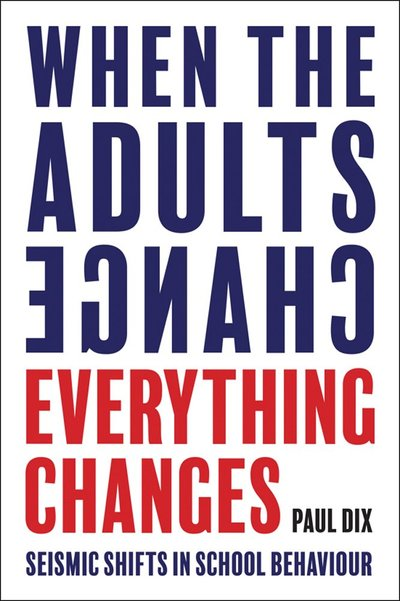Jacket Image For: When the adults change, everything changes