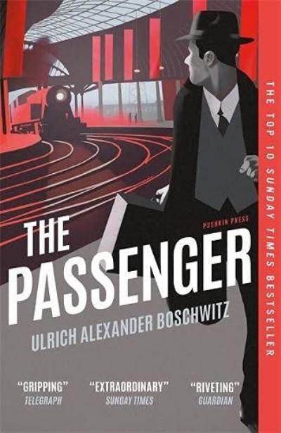 Jacket image for The passenger