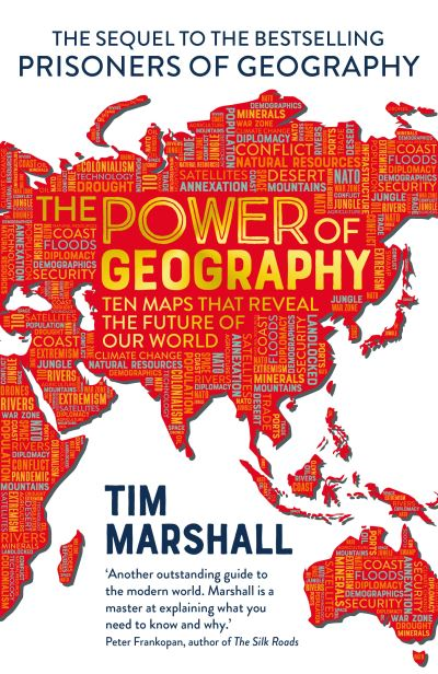 Jacket image for The power of geography