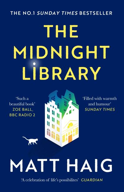 Jacket image for The Midnight Library