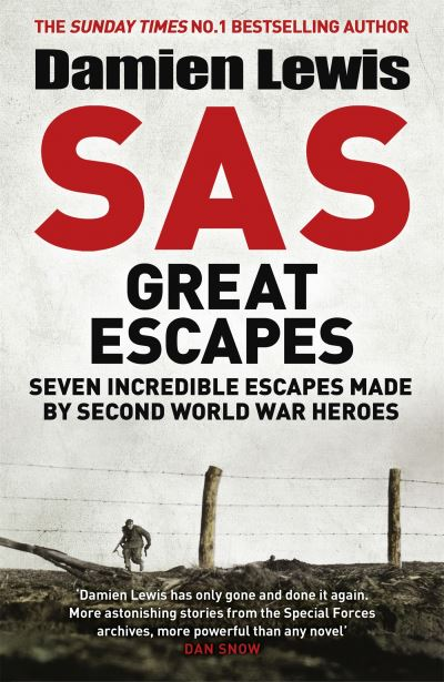 Jacket image for SAS great escapes