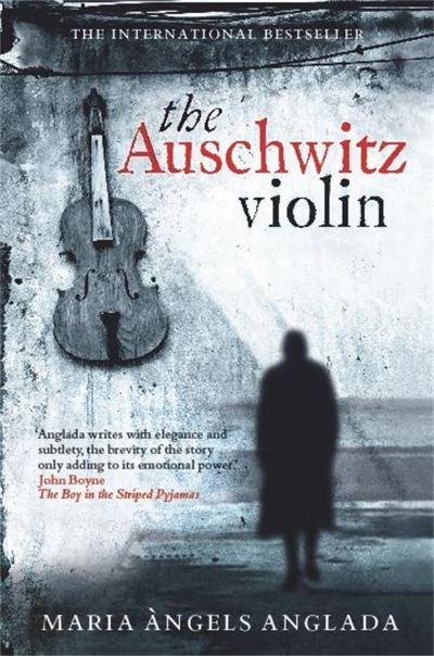 opens catalogue entry for The Auschwitz violin